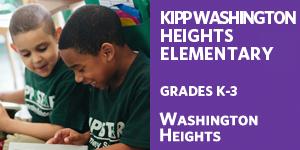 KIPP Washington Heights Elementary