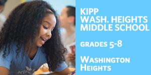 KIPP WASHINGTON HEIGHTS